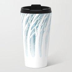Winter Storm Metal Travel Mug