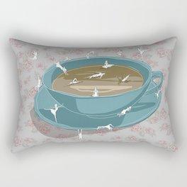 Teatime Rectangular Pillow