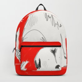 George & the Moon Backpack