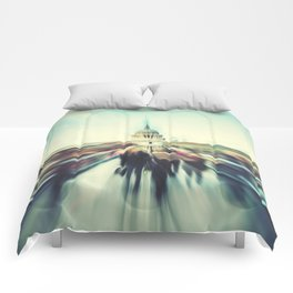 St. paul cathedral in london Comforters