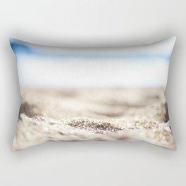 Between Your Toes Rectangular Pillow