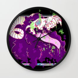 Beasty Wall Clock