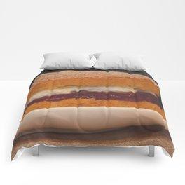 Victoria Sponge. Comforters