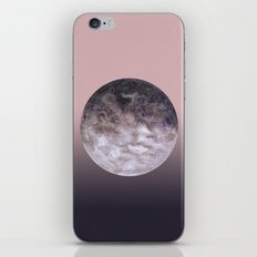 Quaoar lilac gradient iPhone & iPod Skin