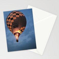 Night Time Flight Stationery Cards