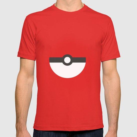Minimalist Pokeball T-shirt
