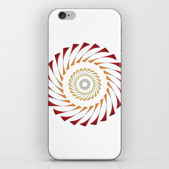 Circle 3B iPhone & iPod Skin