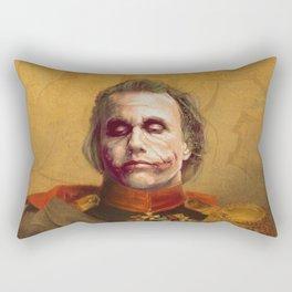 The Joker General Portrait   Fan Art (Personal Favorite) Rectangular Pillow