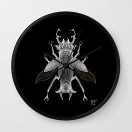 Beetle #1 Wall Clock