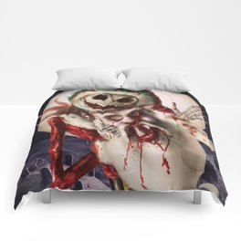 Bloody Jack Comforters