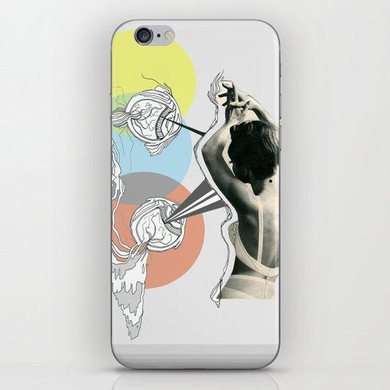 fish eye iPhone & iPod Skin