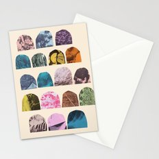 EIGHTEEN GRAVES Stationery Cards
