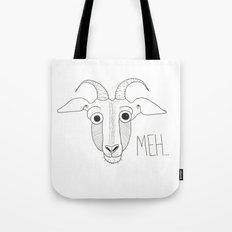 Meh Goat Tote Bag