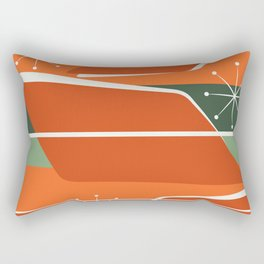 Vintage Retro 04 Rectangular Pillow