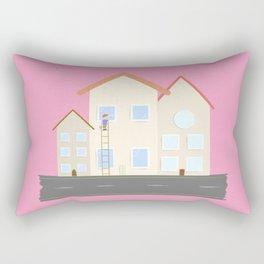 Window Washer Rectangular Pillow