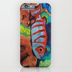 Fish 2 Series 1 iPhone 6s Slim Case