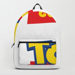 TOY guapo (male) Backpack