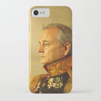 fashion iPhone & iPod Cases featuring Bill Murray - replaceface by replaceface