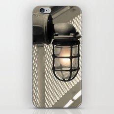 Deck Light iPhone & iPod Skin