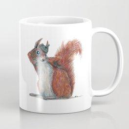 Squirrels' hat Coffee Mug