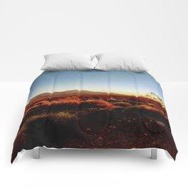 Desert Ocean Comforters
