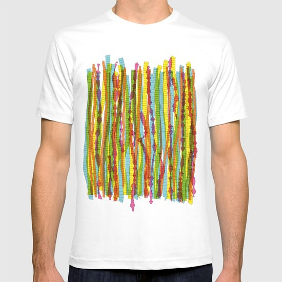 patterns - spaghettis 1 T-shirt