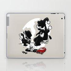 Calv and Hobbwood Laptop & iPad Skin