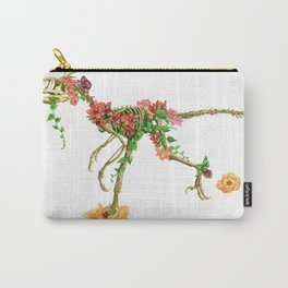 Raptor Orchid Garden Carry-All Pouch