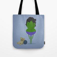 My angry hero! Tote Bag