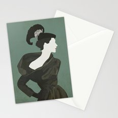 Fashion. Vogue. Stationery Cards