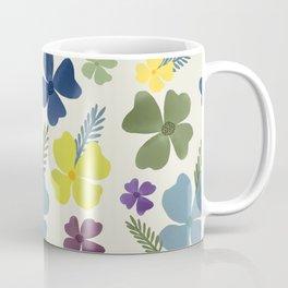Saturday's Flowers Coffee Mug