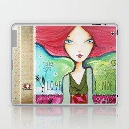 Love me tender Laptop & iPad Skin