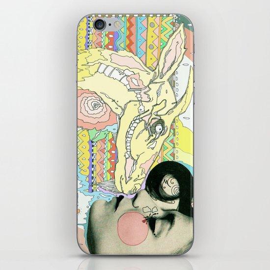 luv el chivo, la cabra  iPhone & iPod Skin