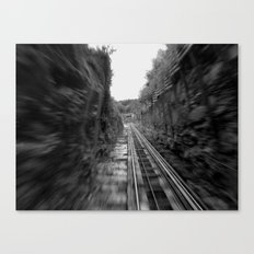 funicular Canvas Print