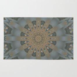 Mandalic Storm Carpet Mandala 1 Rug