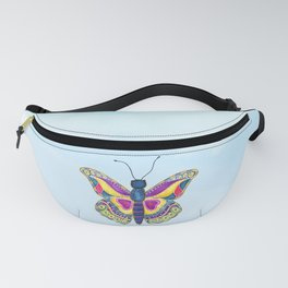 Butterfly III on a Summer Day Fanny Pack