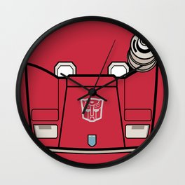 Transformers - Sideswipe Wall Clock