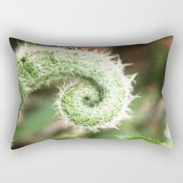 Profile Spring Fern Rectangular Pillow