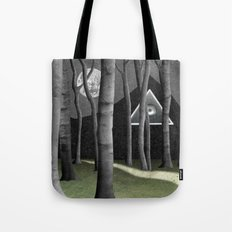 The forest Tote Bag