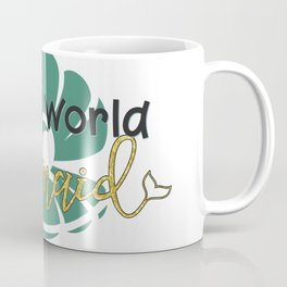 Real World Mermaid Coffee Mug
