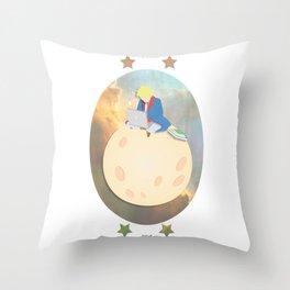 Modern Prince Throw Pillow