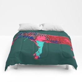 Electric Quagga Comforters