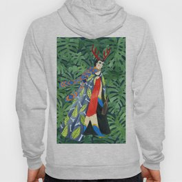 The troubled prince of the greenhouse Hoody
