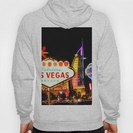 Living Las Vegas 2 Hoody