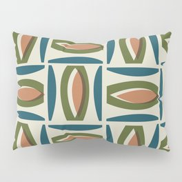 Alcedo - Orange Pillow Sham