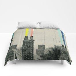 Smoke City Comforters