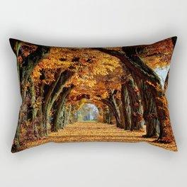 autumn Park Rectangular Pillow