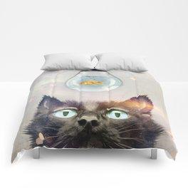 Cat Fish Comforters