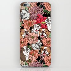 Because English Bulldog iPhone & iPod Skin