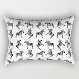 Dala Zebra Pattern Rectangular Pillow